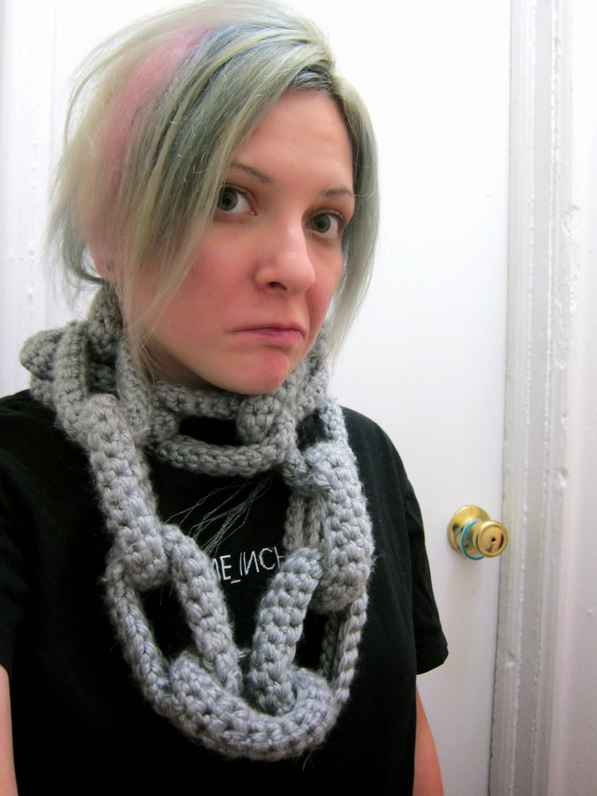 The Mutant Stomp Friends New Hair Color Gray And Pravana Pastels
