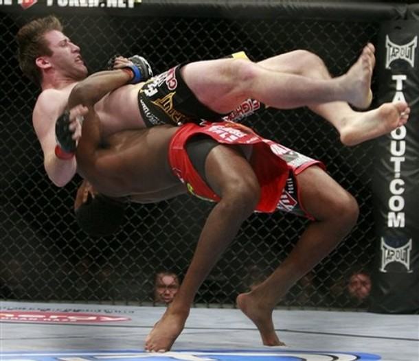 ufc mma fighter jon bones jones suplex picture image