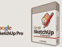 Google SketchUp Pro 2015 v15.0.9351 Full Crack Terbaru