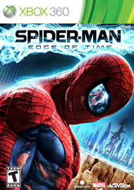 download Spiderman Edge of Time Xbox 360