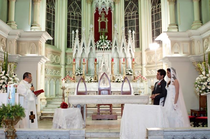 Rumo ao Altar...