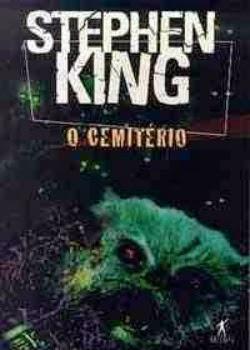 o cemiterio de stephen king livro de terror