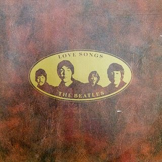 CDs in my collection: Love Songs by The Beatles