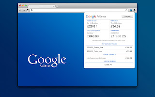 suivre gains google adsense chrome