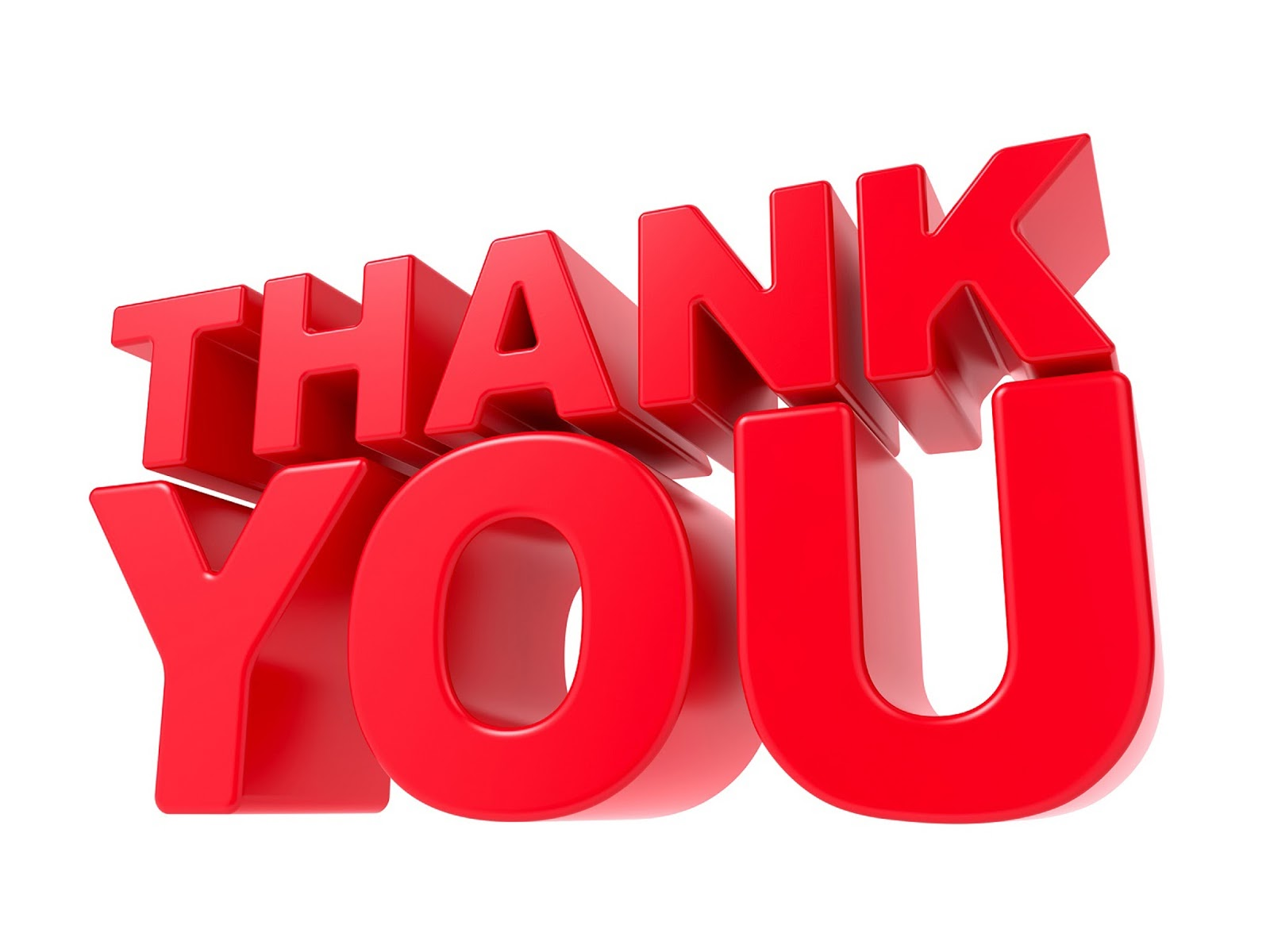 Big Thank You Simple HD Wallpapers Free Download