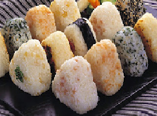 This is the typical Japanese food is quite popular in Indonesia