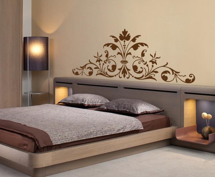 Juin 2013 maison d cors - Chambre tete de lit ...