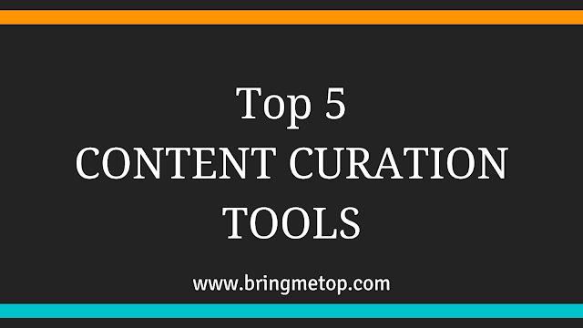 Top Content Curation Tools