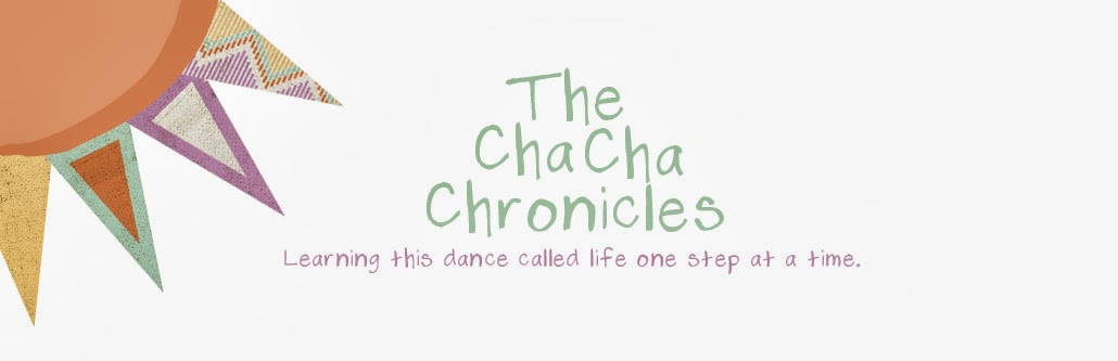 The Cha Cha Chronicles