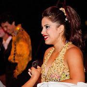 Gabriela Ugalde abandonou a faculdade de Direito para entrar no circo.