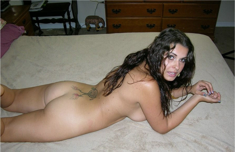 Daddy dildos girl on couch