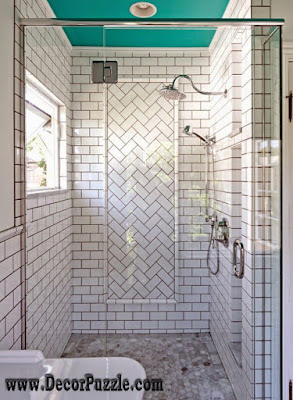 shower tile ideas, shower tile designs, tiling a shower, bathroom shower tile