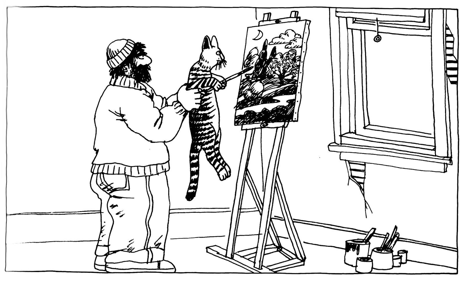 B.Kliban Cats