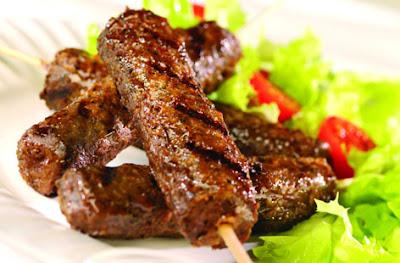 Kofte Kebabs Recipe