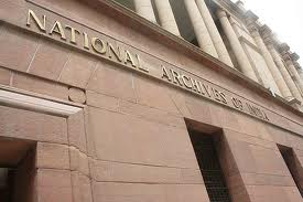 National Archives of India Reprography Course 2013