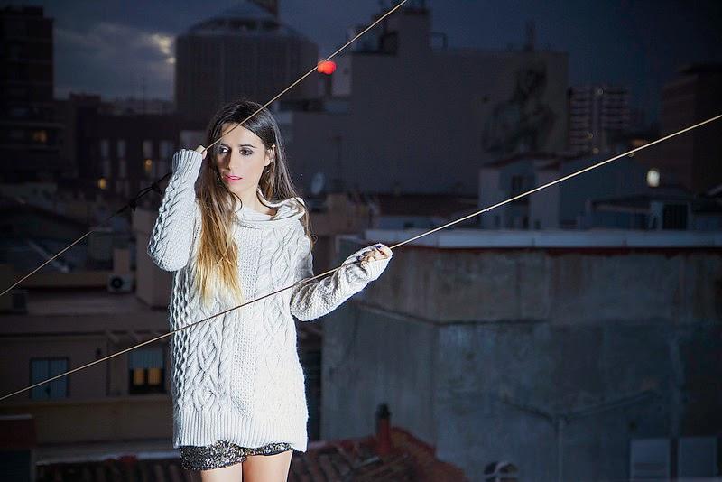 Zara jersey, short