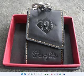 Dompet Gantungan Kunci Wrangler, Kode D225