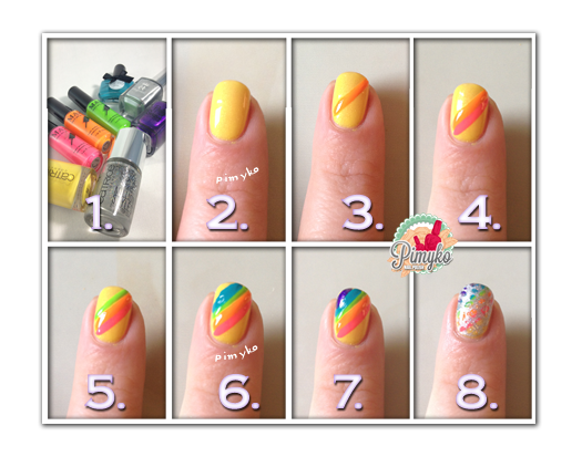 pimyko-tuto-rainbow-stamping-colors-glitters