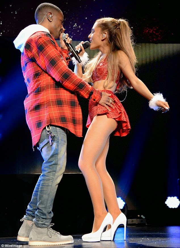 Ariana Grande, Big Sean, KIIS FM's Jingle Ball, Jessie J
