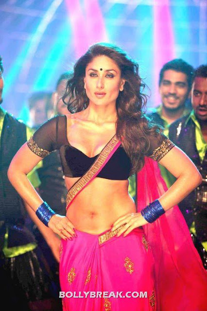 Kareena Kapoor Navel show - (4) - Kareena Kapoor Halkat Jawani Stills - Photo Gallery Heroine Movie
