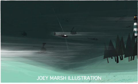 JOEY MARSH ILLUSTRATION