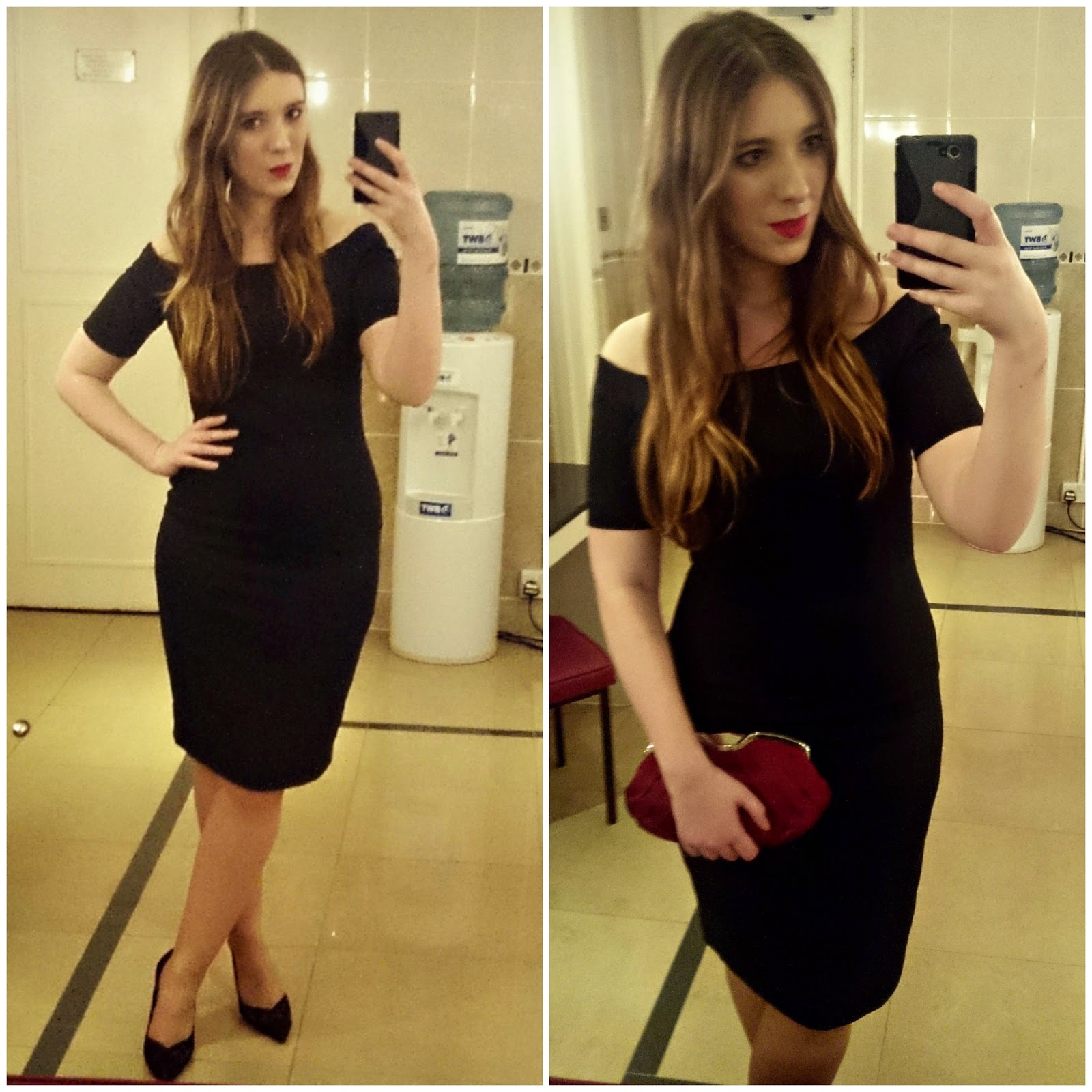 OOTN - H&M dress