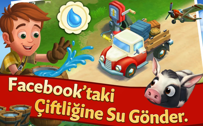 Android FarmVille 2 Apk Oyun resimi 1