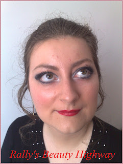 Glam Seduction makeup