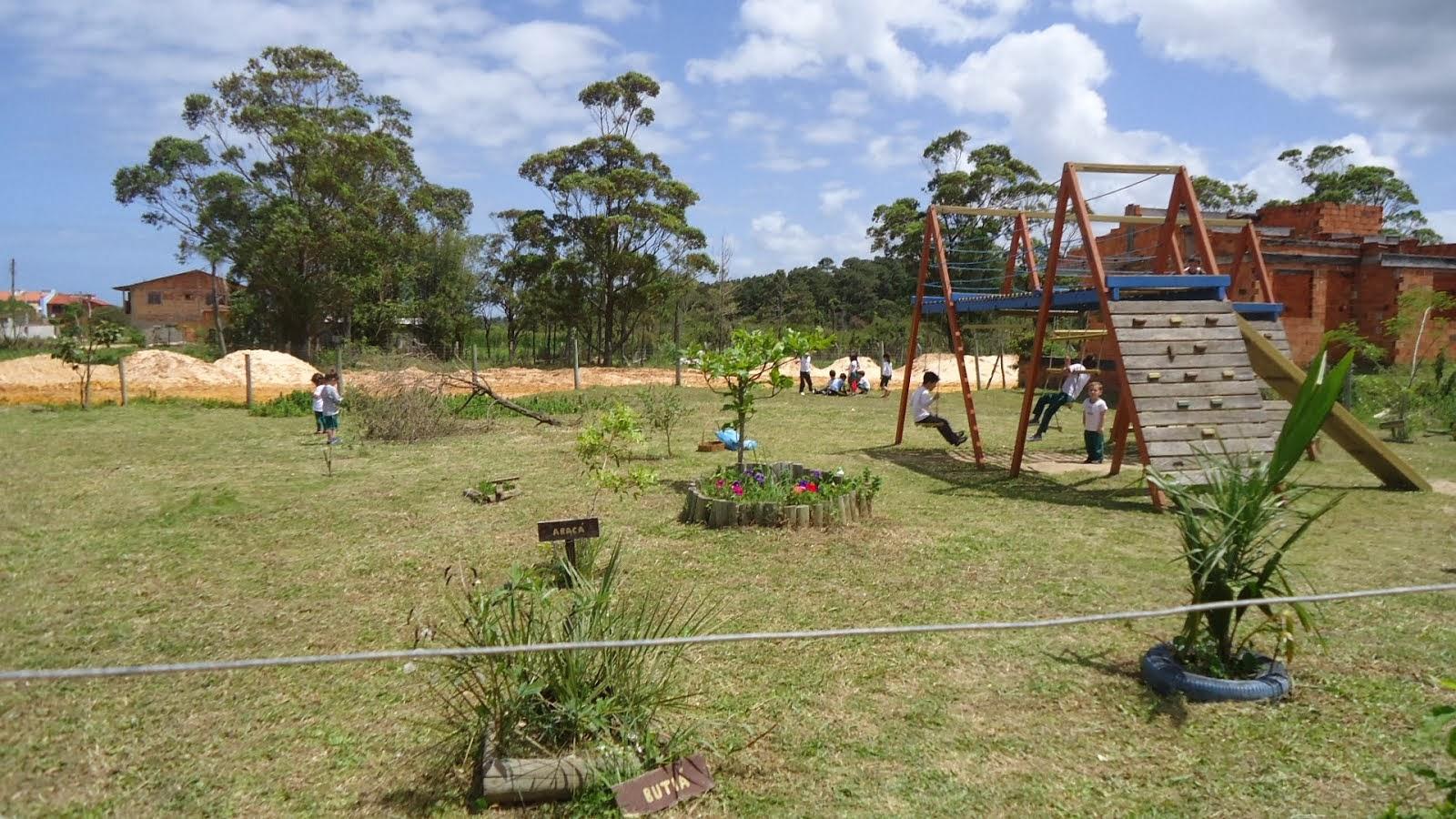 Projeto Revitalização Área Verde