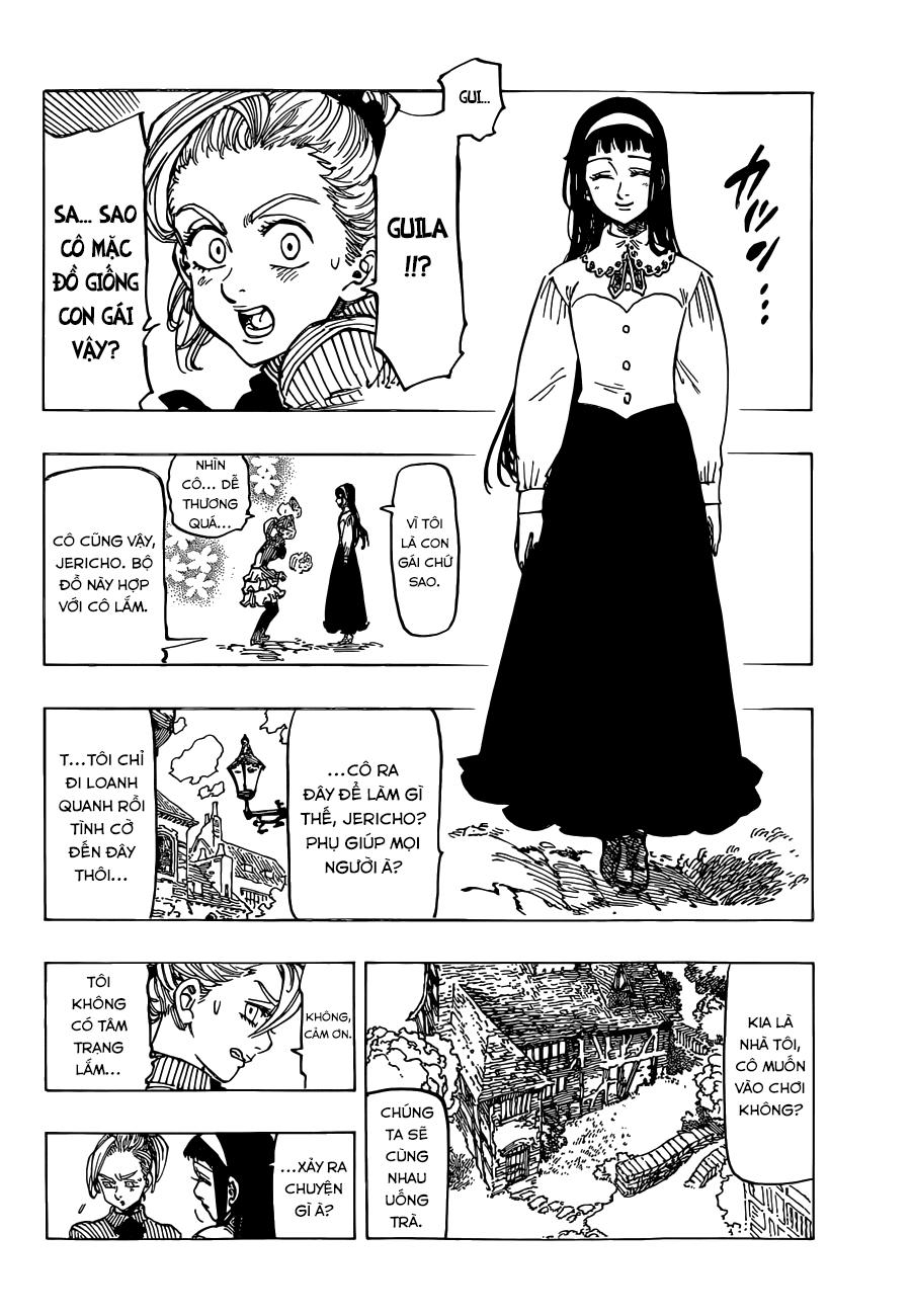 Nanatsu no Taizai - Thất Hình Đại Tội chap 101 page 12 - IZTruyenTranh.com