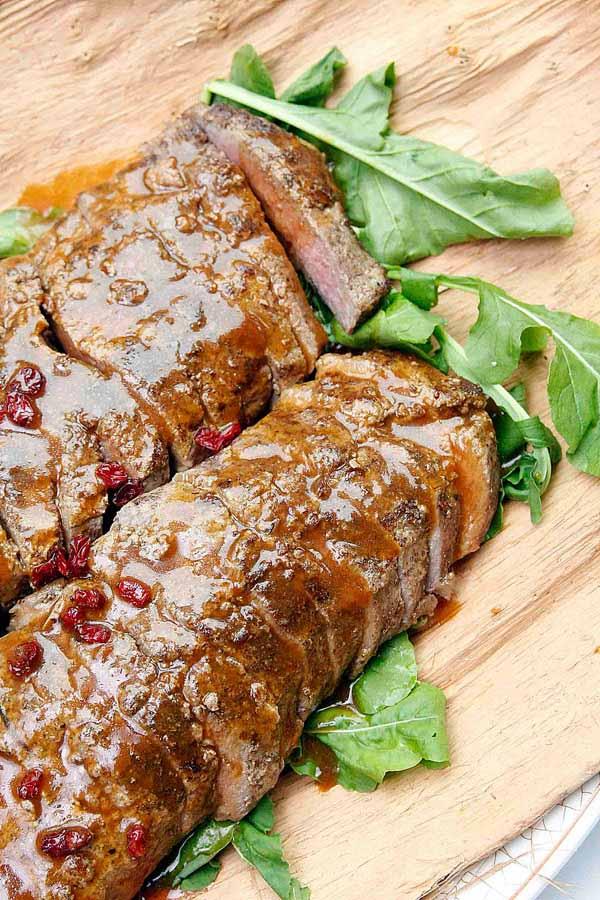 Makati Shangri-La's Circles Event Café Roasted Lamb Rack