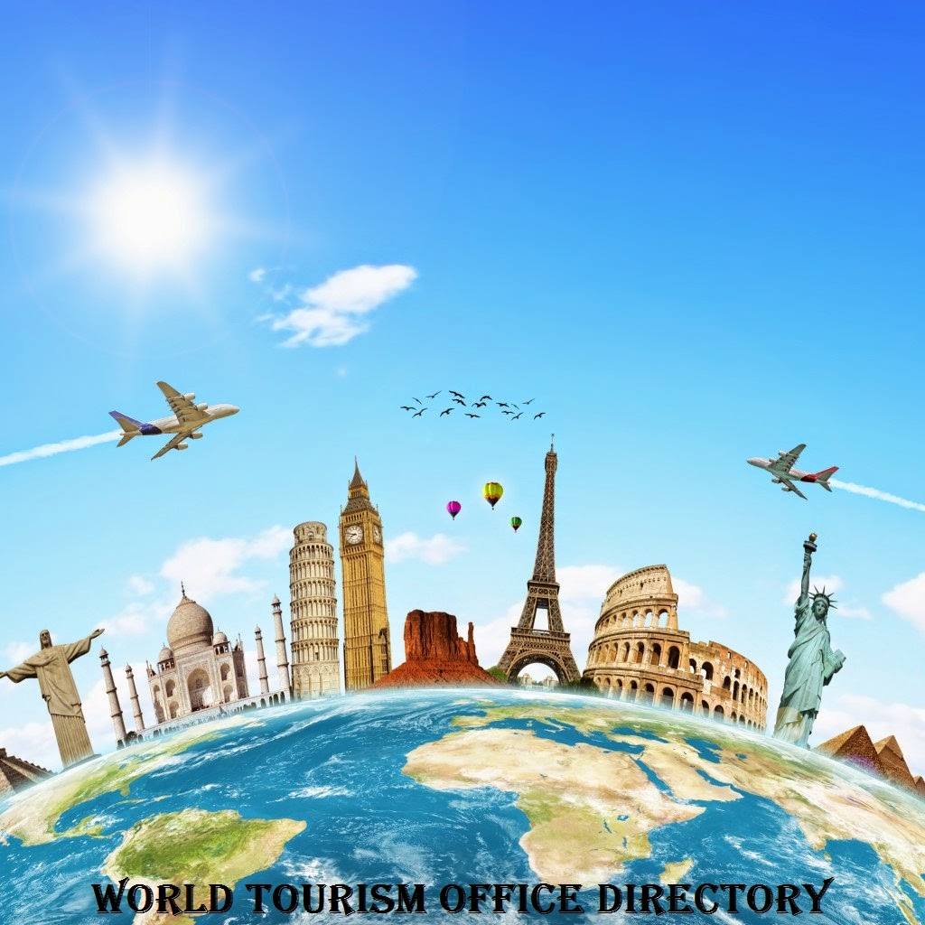 Free Tourism Office Directory