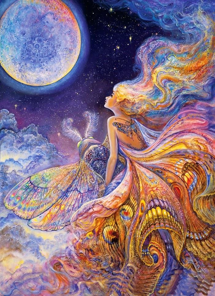 La poesía y la luna me hablarán de ti