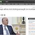 خطر التقسيم , خريطة سوريا و العراق لو تم تقسيمهما و أسماء الدويلات