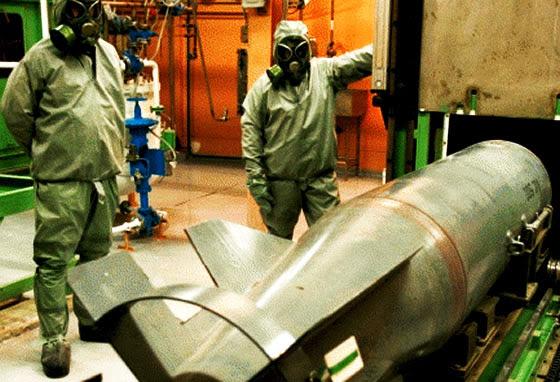 Dewan Keamanan PBB Keluarkan Resolusi Penghancuran Senjata Kimia Suriah