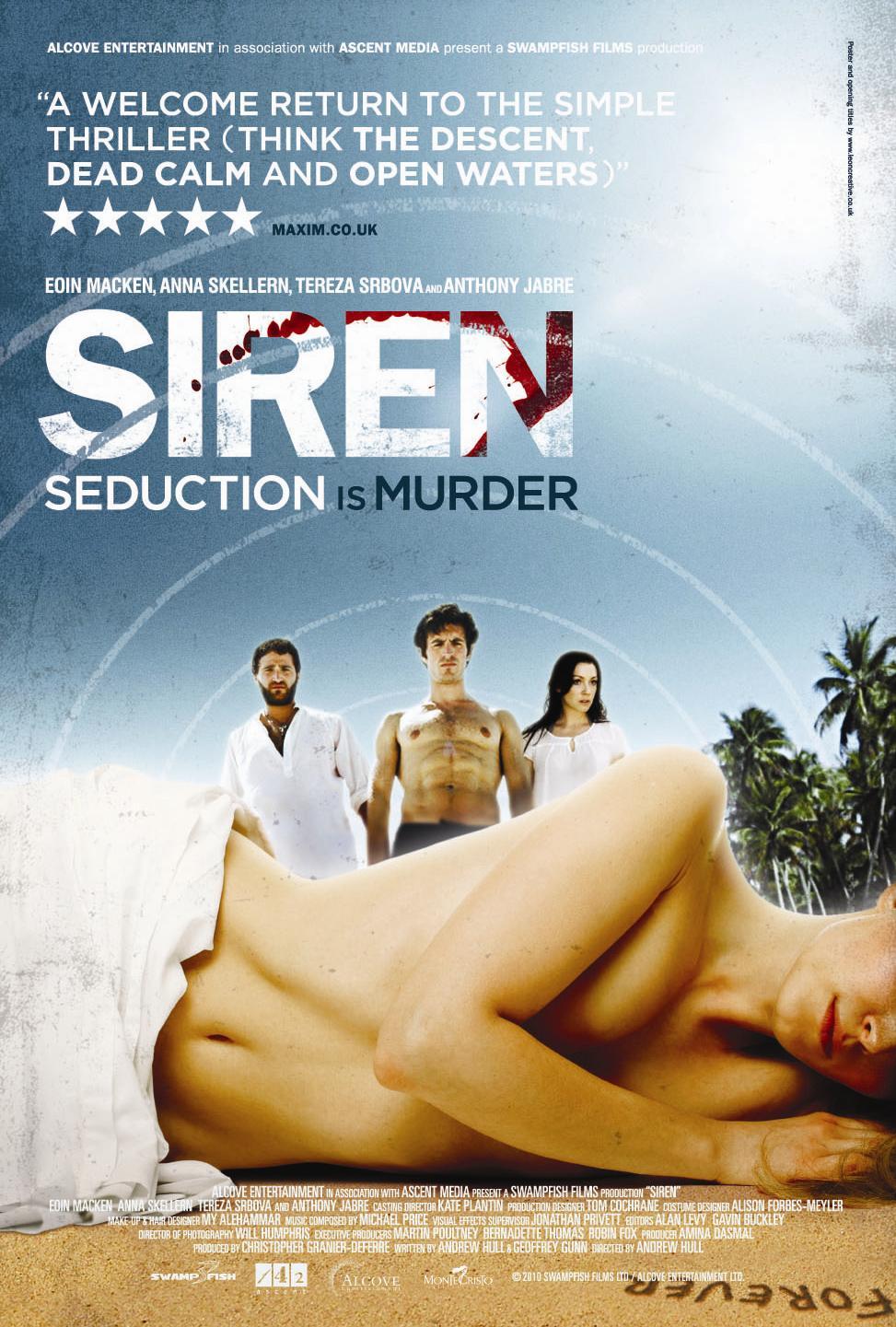 Siren (2010) 2010 poster