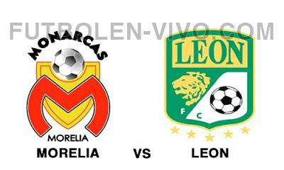 Morelia vs Leon