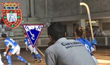 C I Sagres - H C Carvalhos (iniciados)