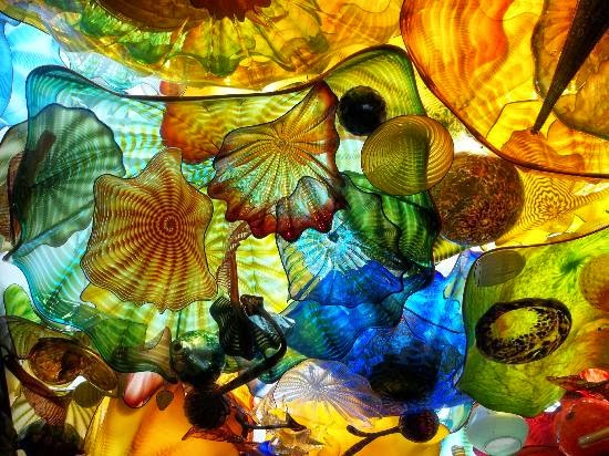 Galeria Chihuly Collection em St Petersburg