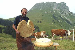 Gruyere chese,alps mountains,cows