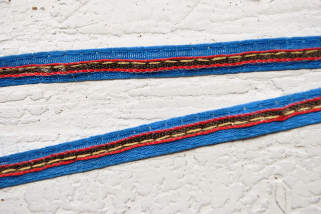ribbon from india