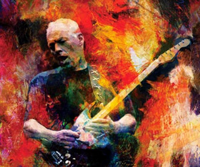 David Gilmour ha annunciato il Tour 2015 a Verona e Firenze