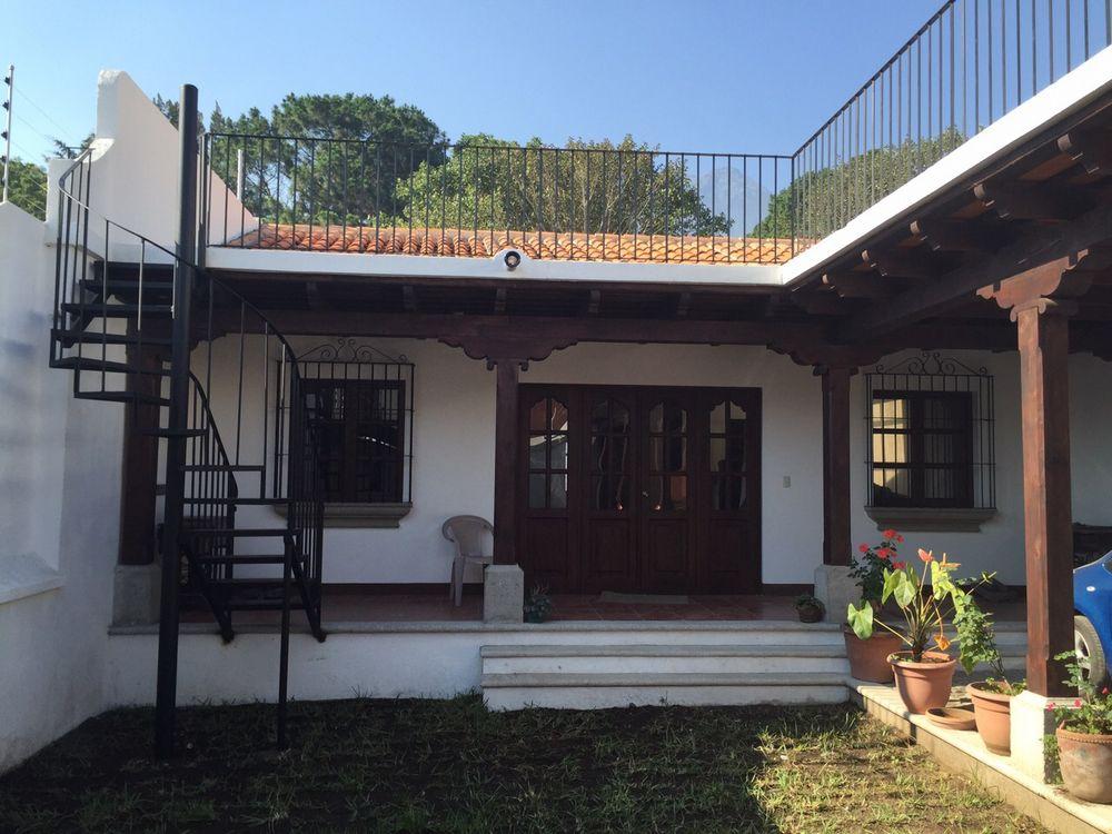 casa a la venta antigua guatemala