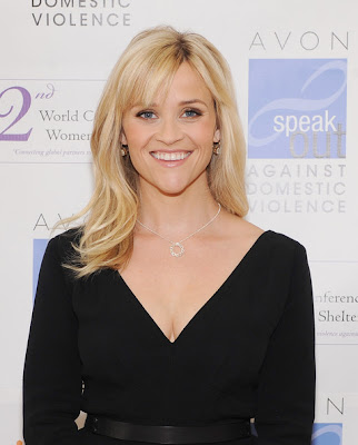 Reese Witherspoon 2012 Hairstyle