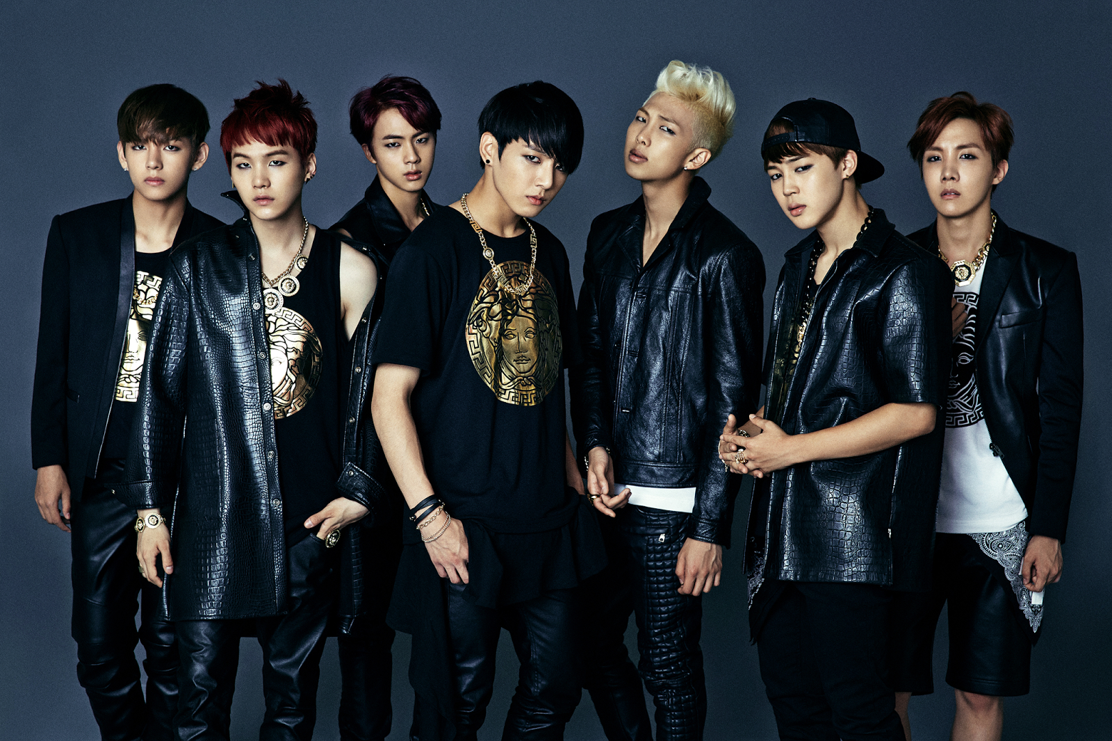 Bangtan Boys Korean Boy Group