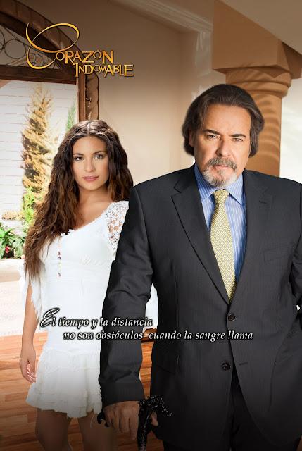 ... CORAZÓN INDOMABLE', una de las mejores telenovelas que hemos visto