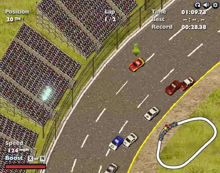 Car racing games - perfect car racing Game Play