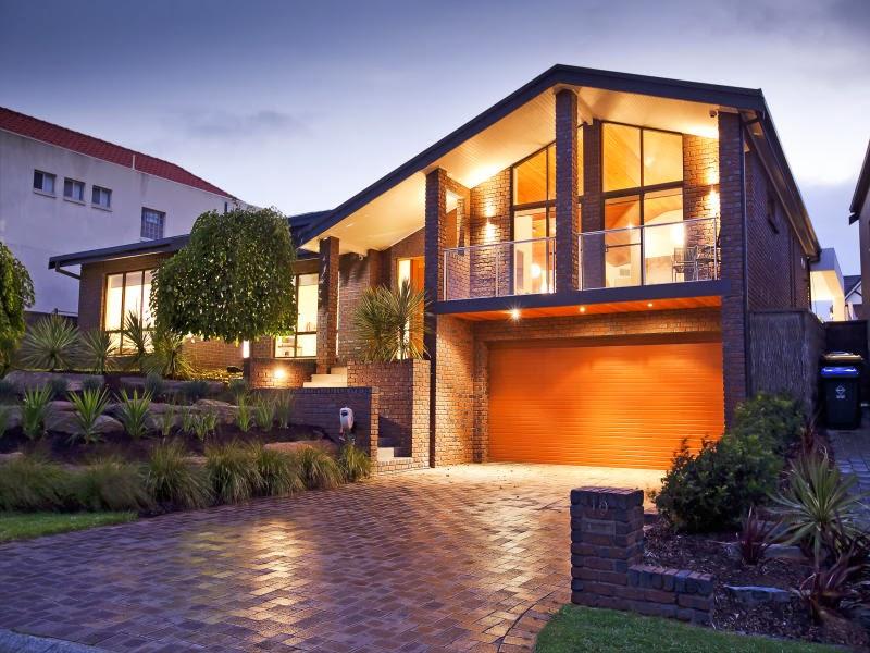 Hogares frescos fachadas de casas especial de hogares for Fachadas de terrazas rusticas