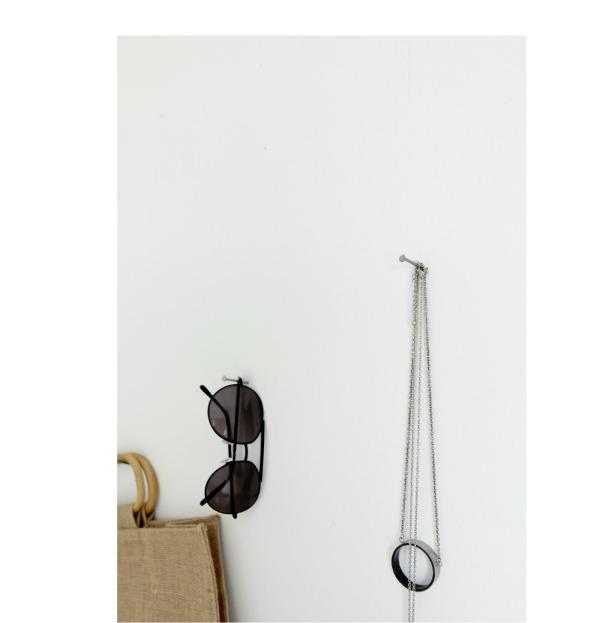 Clavos y cajas para un recibidor minimalista y o por 4 - Clavos para pared ...
