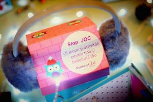 Stop.JOC - 58 Jocuri si Activitati pentru tine si bebelusul tau (0-6 luni)